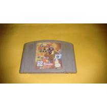 Cartucho De Nintendo 64 Blast Corps 64 Original