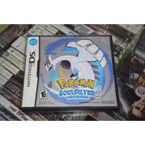 Pokemon Soul Silver Nintendo Ds 3ds 3dsxl