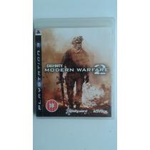 Call Of Duty Modern Warfare 2 Playstation 3 Semi Novo