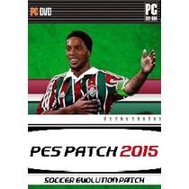 Patch Pes 2015 - Pc 5.0 - Frete Grátis