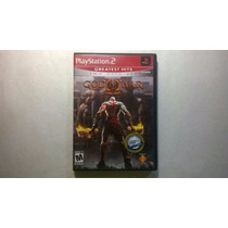 God Of War 2 Playstation 2 Original Americano Novo & Lacrado