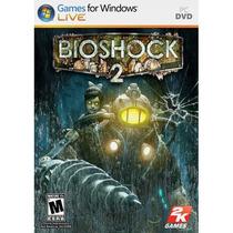 Jogo Bioshock 2 - Pc Dvd - Original Lacrado - Joga On Line