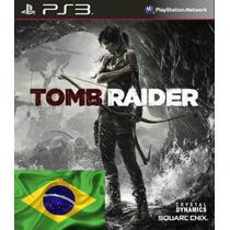 Tomb Raider Edição 2013 Legendas Pt - Psn Brasil - Ps3