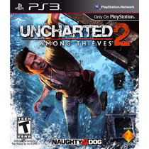 4 Jogos De Ps3 - Uncharted2, Dishonored, God Of War3, Pes