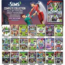 The Sims 3 Completo Todas Expansões Coleções Envio Online