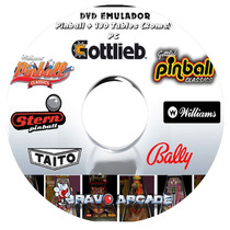 Emulador Pinball Para Pc (190 Tables)