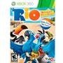 Jogo Rio Multiplayer Party Game Xbox 360 Original A6379