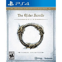 The Elder Scrolls Online: Tamriel Unlimited Ps4 Skyrim