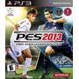 Pes 2013 Pro Evolution Soccer De Ps3