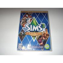 The Sims 3 Expansão Monte Vista Original Lacrado Pc