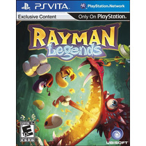 Rayman Legends Original Lacrado Pronta Entrega Sedex Barato