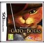 Puss In Boots Nintendo Ds Nds Gato De Botas Novo Lacrado
