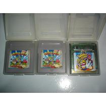 Nintendo Super Mario Wario Land Gameboy Color Advance