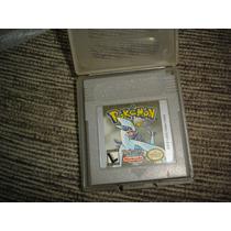 Nintendo Pokemon Silver Roda Gameboy Color E Advance