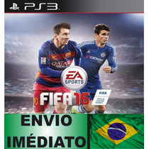 Fifa16 Português Ps3 Psn Envio Imediato !