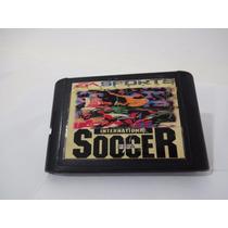 Fifa International Soccer - Jogo De Mega Drive