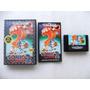 Mega Drive: Sonic The Hedgehog 2 Americano Completo!! Raro!!