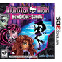 Monster High: New Ghoul In School - 3ds - Pronta Entrega!
