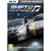 Need For Speed - Shift 2 Unleashed - Pc Semi Novo Original