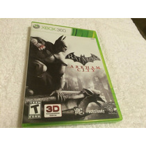 Batman Arkham City Compativel Com 3d