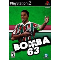 Bomba Patch63 Brasileirão Geomatrix 2015 Série A, B Futebol)