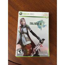 Final Fantasy 13 Xbox 360 Original (u)