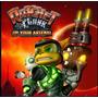 Ratchet & Clank®/ Up Your Arsenal Jogos Ps3 Codigo Psn
