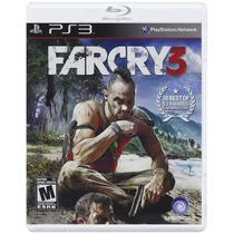 Far Cry 3 Ps3 Mídia Física - Lacrado De Fábrica