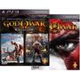 God Of War Collection 1 E 2 + God Of War 3 (3 Jogos )