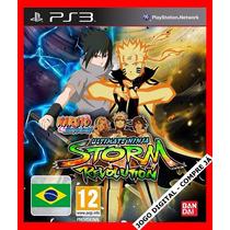 Naruto Shippuden Ultimate Ninja Storm Revolution Ps3 Psn