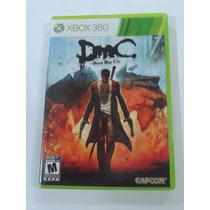 Xbox 360 - Devil May Cry 5 - Dmc 5 - Original - Somos Loja