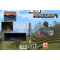 Minecraft Pc Original Envio Mesmo Dia