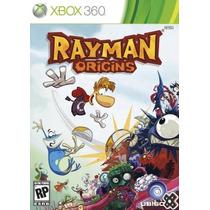 Rayman Origins - Xbox 360 - Usado