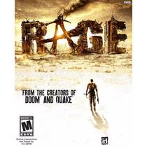 Rage - Pc - Original.