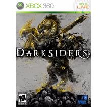 Jogo Darksiders Platinum Hits Para Xbox 360 (x360) Midia F.