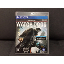 Jogo / Game Ps3 - Watch Dogs