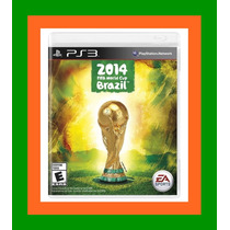 Copa Do Mundo Fifa 2014 Ps3 Português