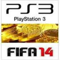 Fifa 14 - Ps3 Conta Com 12 Milhões De Coins