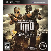 Army Of Two Ps3 Original Midia Física
