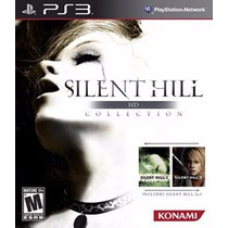 Silent Hill Hd Collection Play 3 Ps3 Novo Original