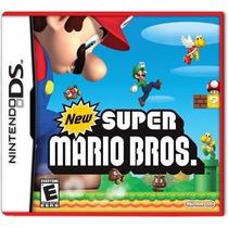 Lacrado Original New Super Mario Bros Nintendo Ds Dsi Xl 3ds