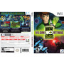 Wii - Ben 10 Alien Force Vilgax Attacks - Original