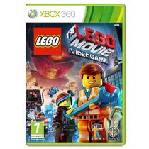 Lego Movie Xbox 360 - Midia Física