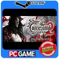 Castlevania: Lords Of Shadow 2 Digital Bundle Steam Cd-key