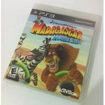 Madagascar Kartz Ps3 Original Usado
