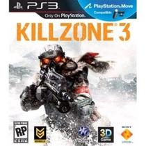 Ps3 Killzone 3 [usado]