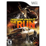 Wii - Need For Speed The Run - Original
