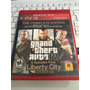 Jogo Ps3 Gta Iv & Episodes From Liberty City Mídia Física!!!