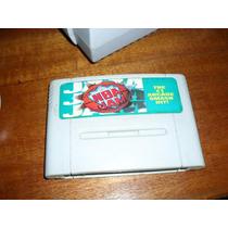 Nba Jam Paralelo Para O Super Nintendo Funcionando 100%