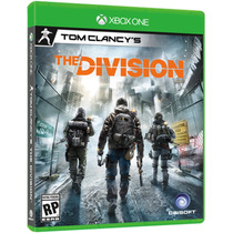 Jogo Tom Clancys The Division - Xbox One (mìdia Física)